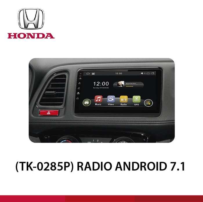 RADIO ANDROID 7.1 10 PUGADAS HRV