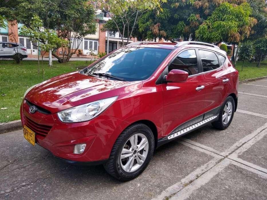 Hyundai Tucson ix-35 2012 - 97000 km
