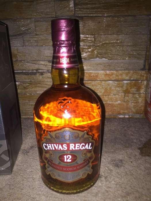 Chivas Regal Legítima 1Litro