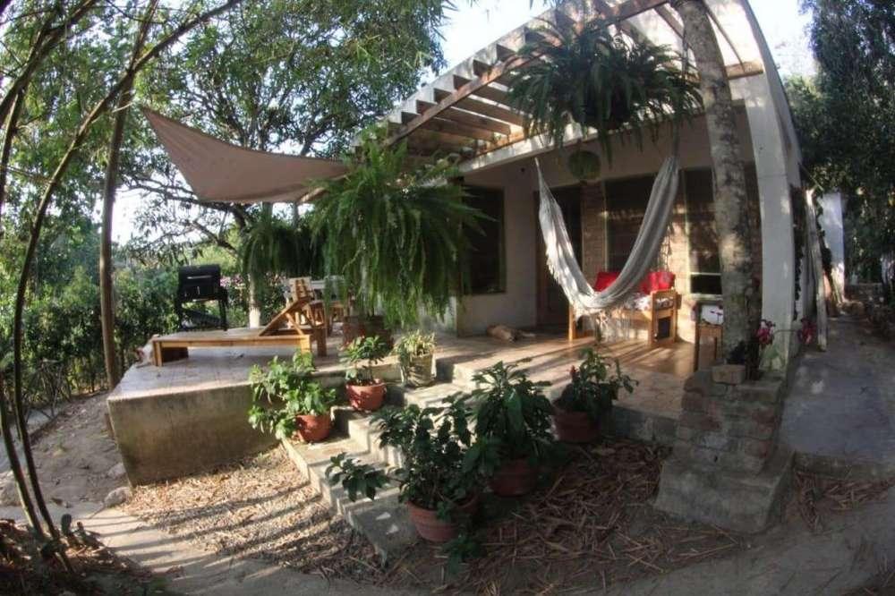 Se Vende Finca con 2 Casas en el Sector de TIGRERA vía MINCA, sector de SANTA MARTA, MAGDALENA.