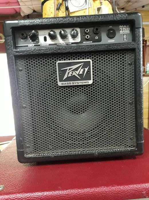 Amplificador Peavey Max 158 Bass...2613474270 / 4374811