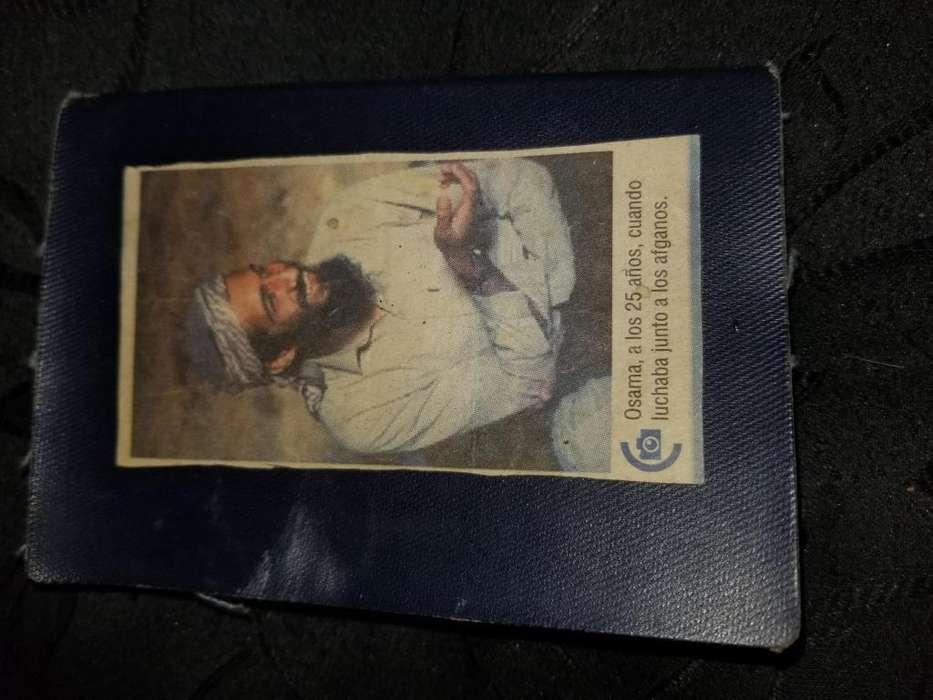 Se vende foto de osama a los 25 old