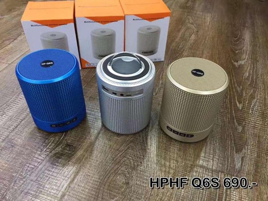 Parlante Bluetooth Mu Q6s