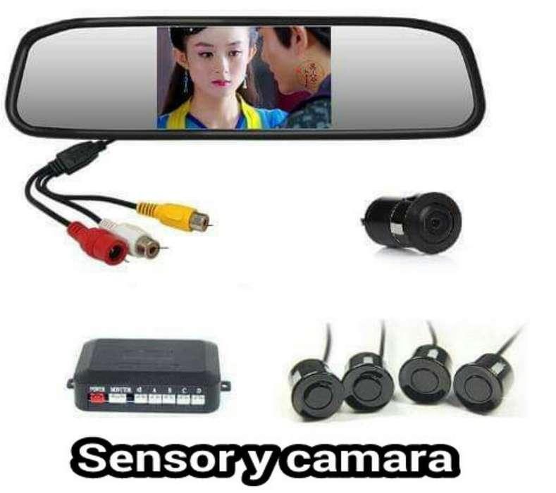 Sensor Y Camara