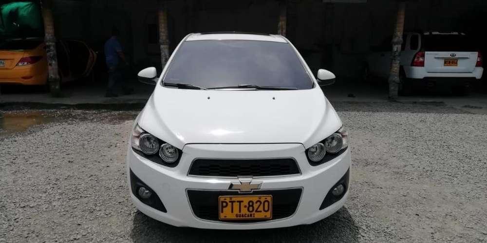 Chevrolet Sonic 2013 - 88000 km