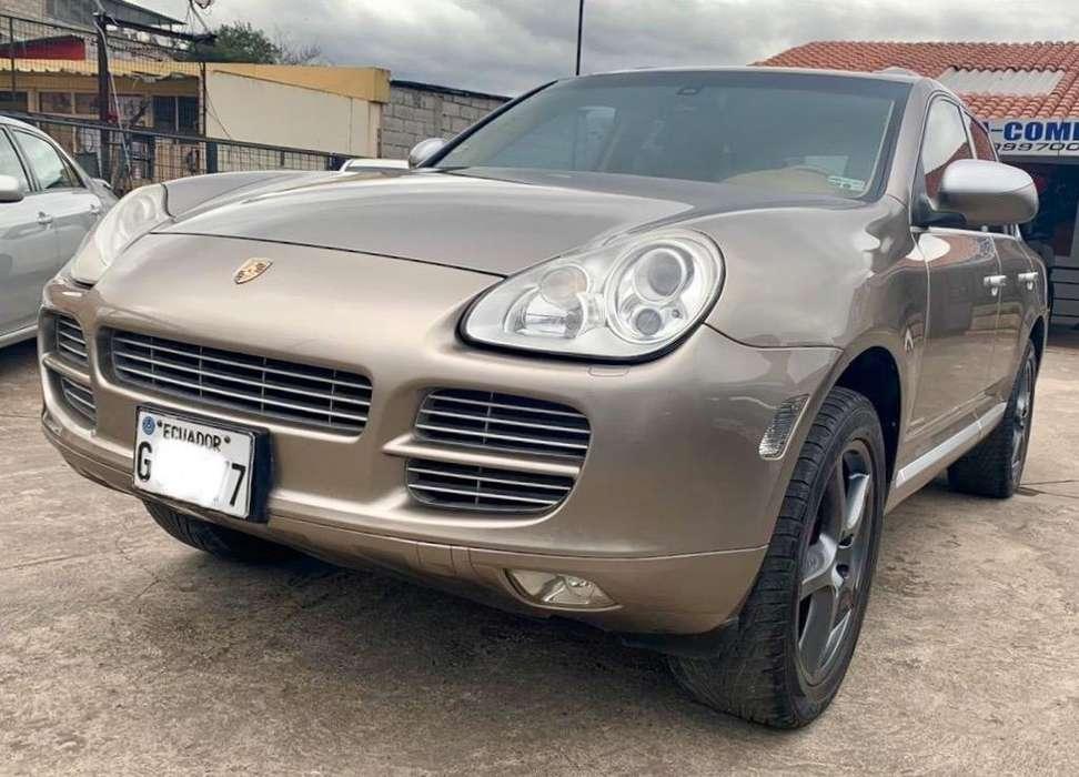 Porsche Cayenne 2005 - 107000 km
