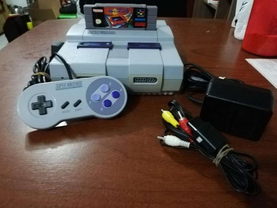 Super Nintendo, con Top Gear