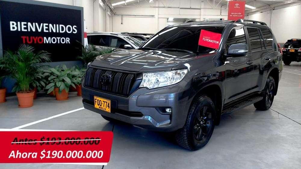Toyota Prado 2019 - 23490 km