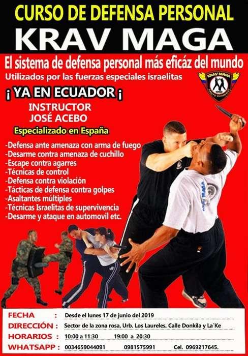 Clases De, Defensa Personal. Krav_maga