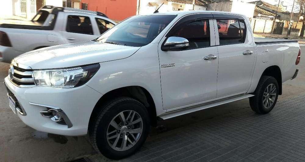 Toyota Hilux 2016 - 68000 km