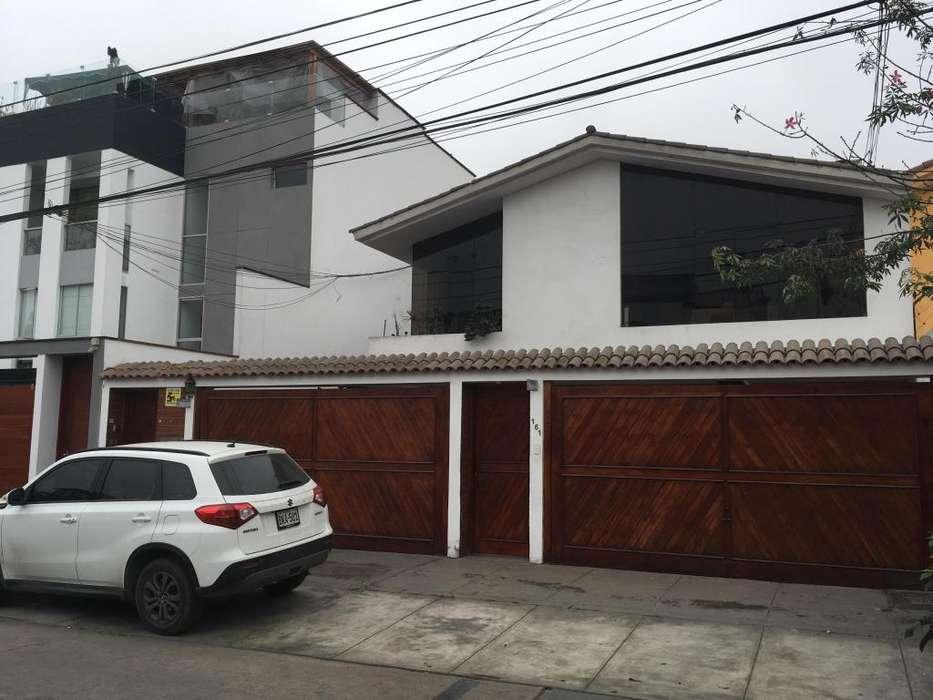 Alquiler de Lindo Departamento con Cochera en Excelente Zona de San Borja