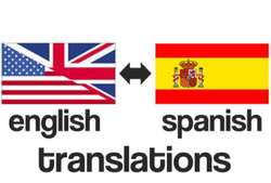 TRADUCCIONES INGLES/ESPANOL SPANISHENGLISH
