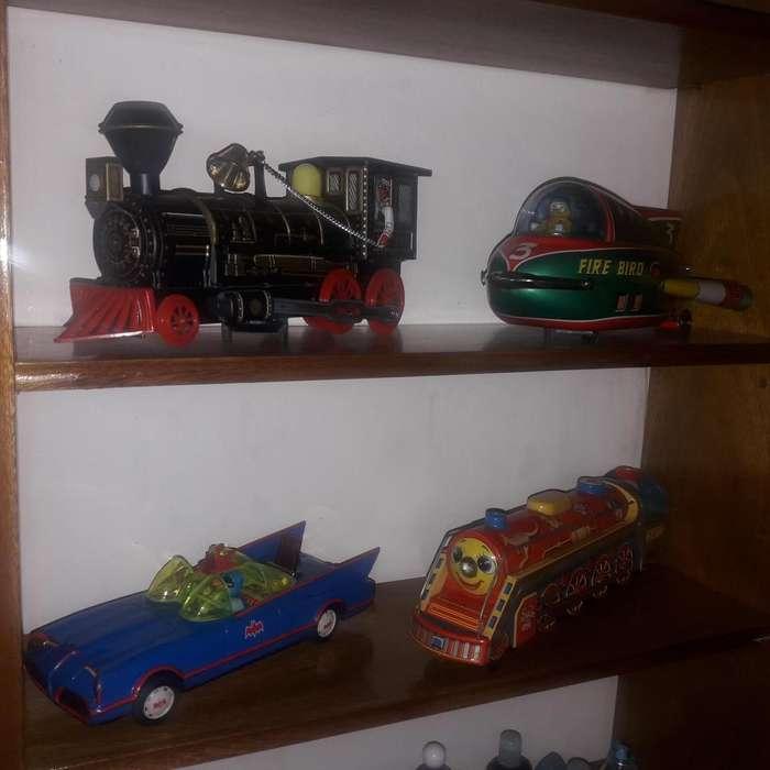 Lote de 4 juguetes 196770