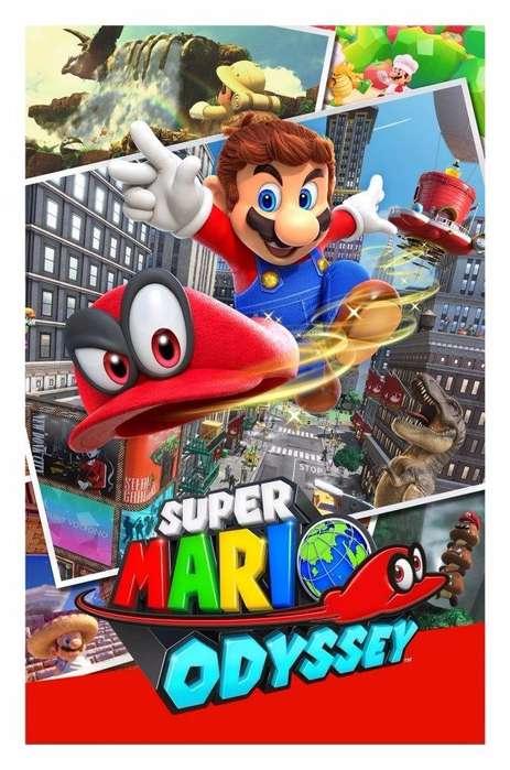 Super Mario Odeisea DgitalNintendo