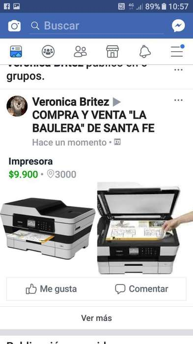 Impresora Profesional