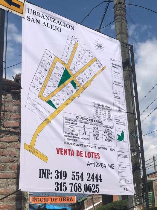Venta de Lotes Guacari Alta Valorización