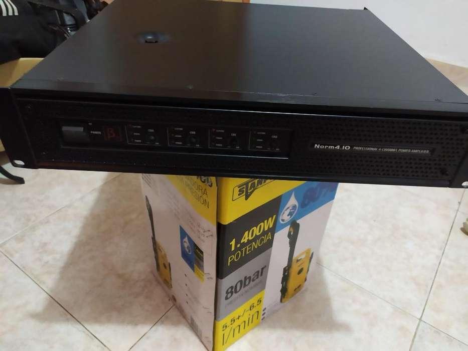 Amplificador B3 Norm 4.10 Un Mes de Uso
