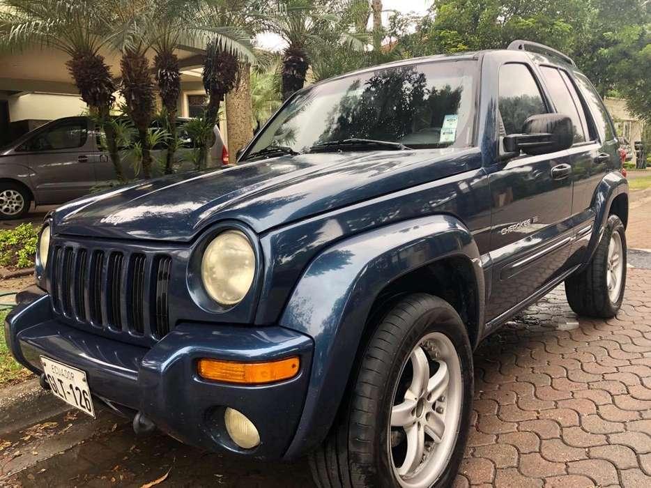 JEEP Cherokee 2002 - 230000 km