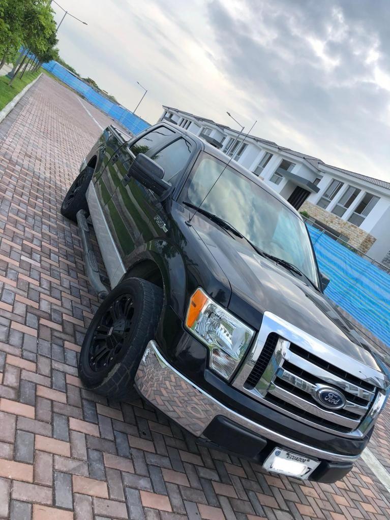 Camioneta Ford F150 - Año 2010. Flamante-De Oportunidad