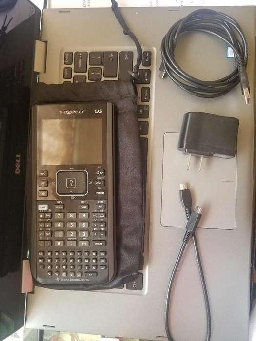 Calculadora Texas Instruments Ti Cx Cas