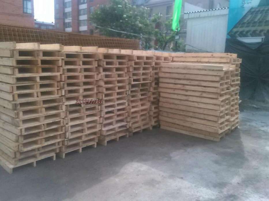 Camillas en madera de pino
