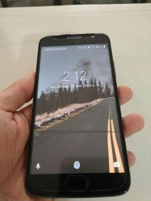 Vendo Motorola Moto G5s Plus