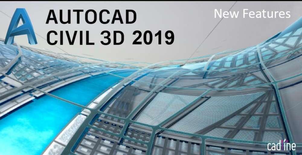 Instalador Civil 3d 2019 en Español