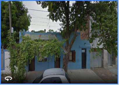 vendo <strong>terreno</strong> de 5x30 barrio nuestra señora de pompeya