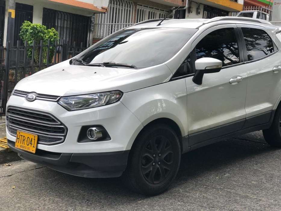 <strong>ford</strong> Ecosport 2014 - 51000 km