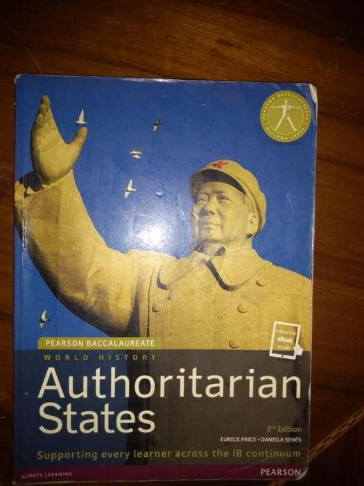 Pearson - Authoritarian States