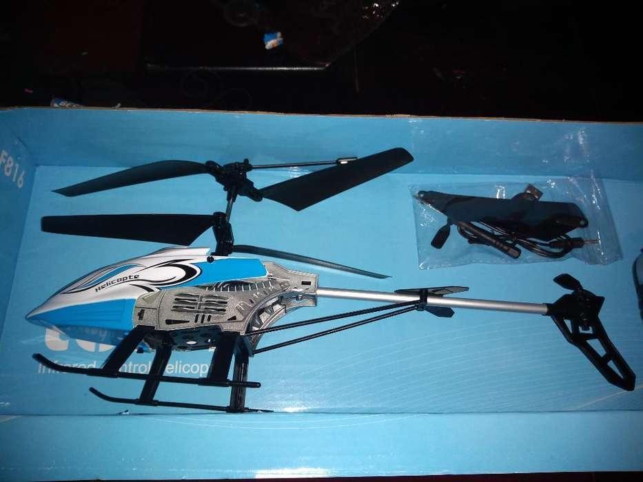 Helicopteros a Control Remoto