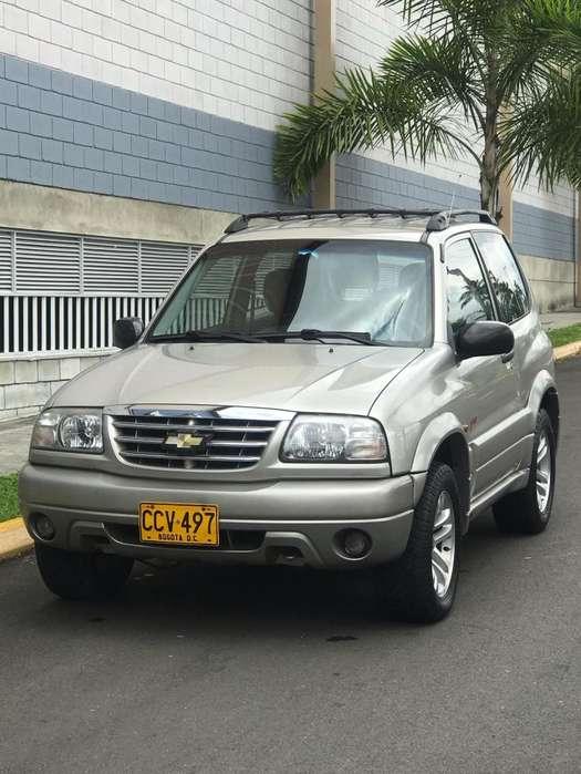 Chevrolet Grand Vitara 2007 - 90006 km