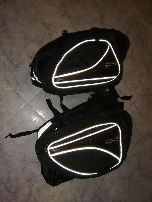 Se Vende Alforjas Sport de Masterbag