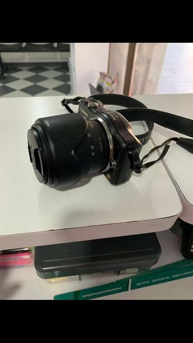 Se Vende Cámara Panasonic Dmc-gf3k Lumix
