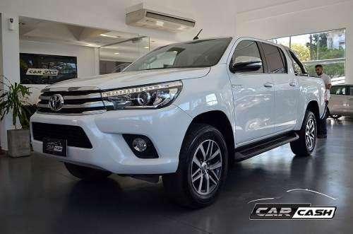 Toyota Hilux 2016 - 61000 km