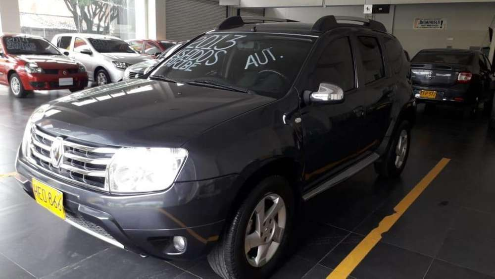 Renault Duster 2013 - 71000 km