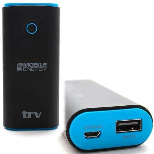 Cargador portátil celular TRV