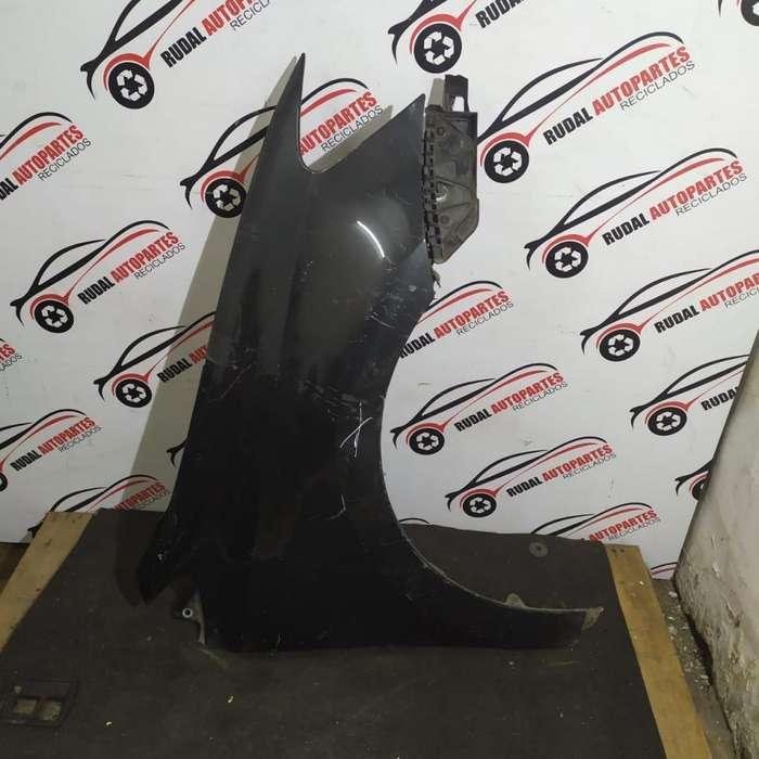 Guardabarro Delantero Derecho Volkswagen Polo 8075 Oblea:03152792