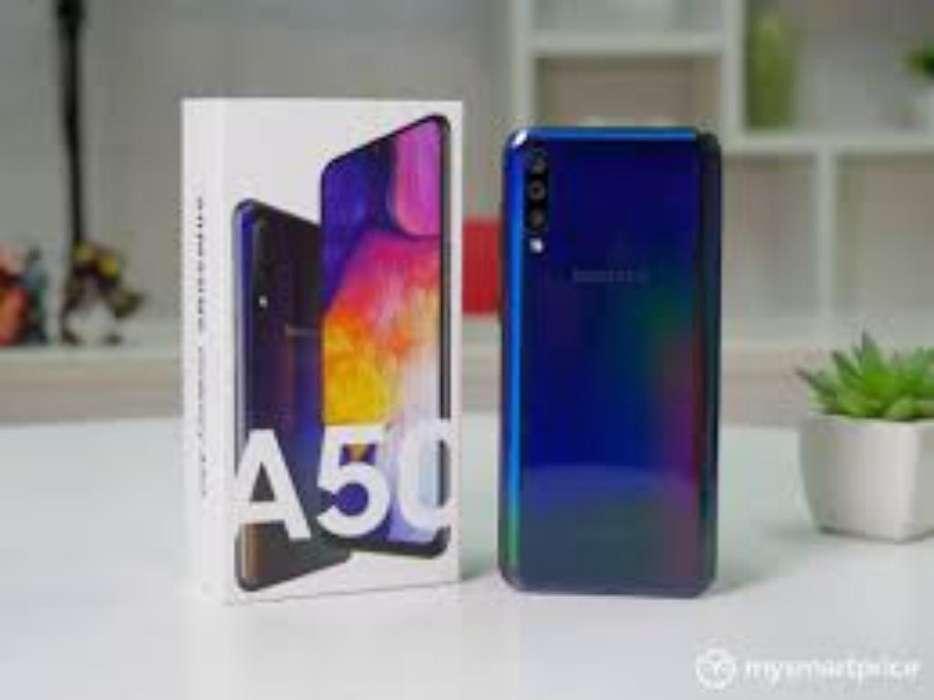 Vendo Samsung A50 1 Mes de Uso