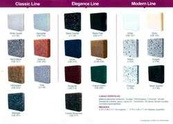 Granile, granilato,material altamente resistente,durable, fácil limpieza,