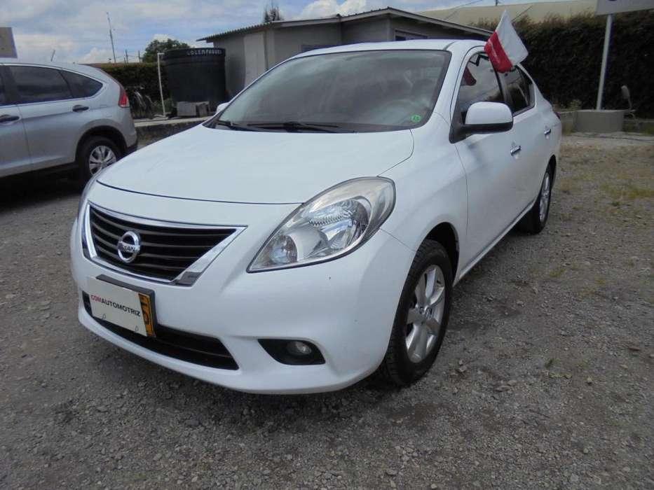 Nissan Versa 2013 - 106000 km