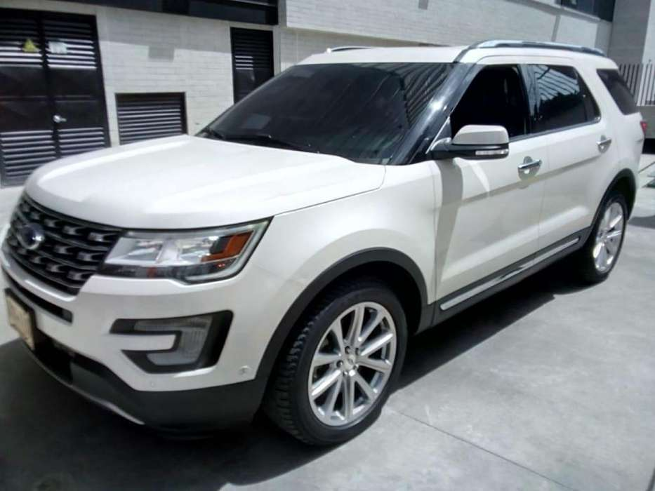 <strong>ford</strong> Explorer 2017 - 27300 km