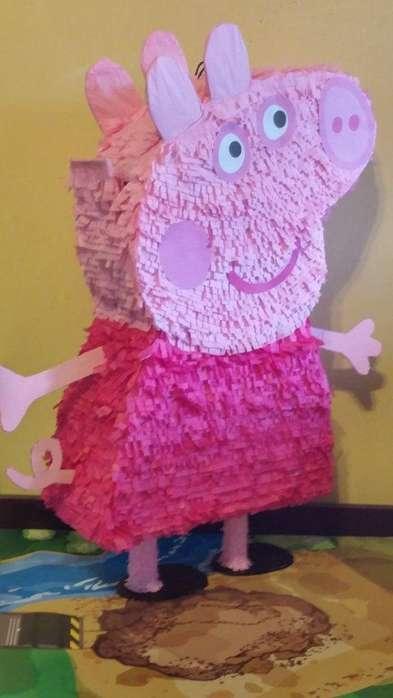 Piñata Pepa Pig Y Mas
