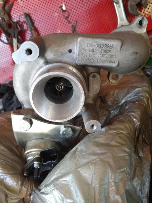 Vendo Turbo Hdi 16