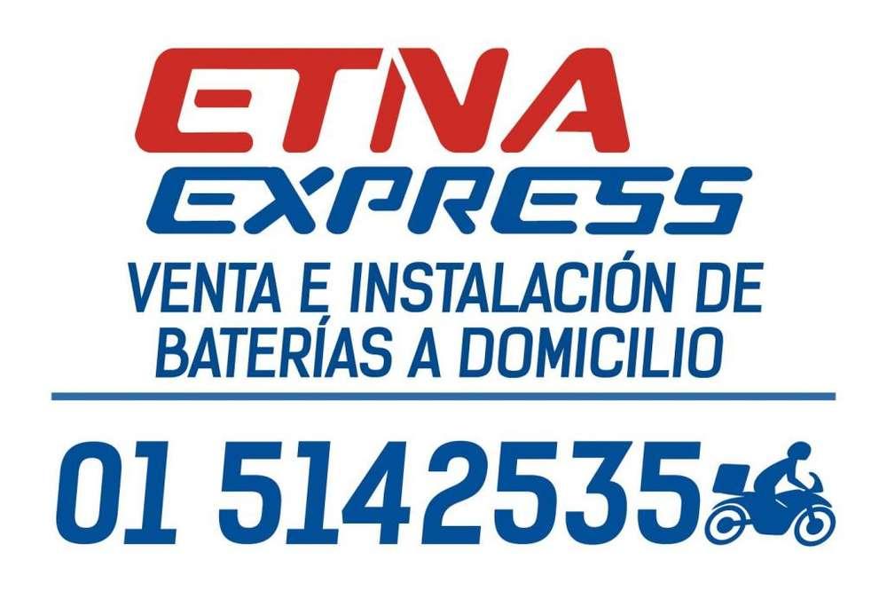 Bateria Etna