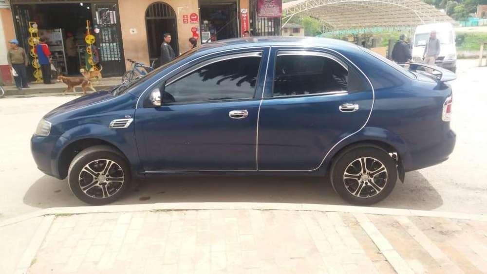 Chevrolet Aveo 2007 - 136490 km