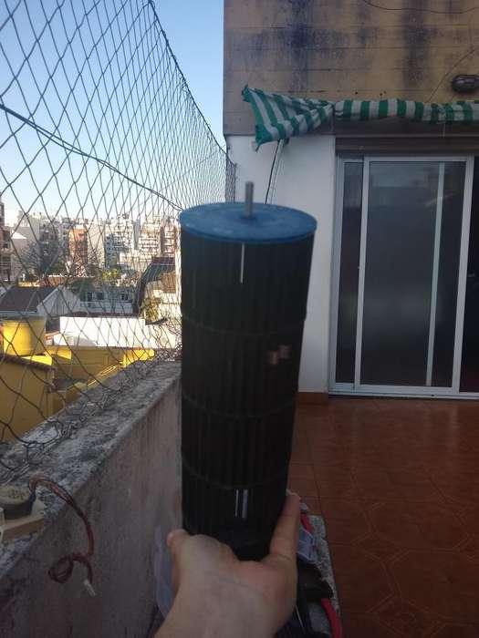 Turbina Aire Acondicionado