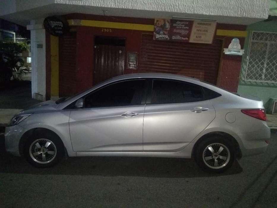 Hyundai i25 2016 - 38000 km