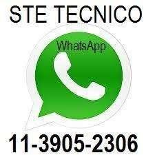 STE SERVICIO TÉCNICO ESPECIALIZADO PRESUPUESTOS SIN CARGO WHASTAPP 1139052306