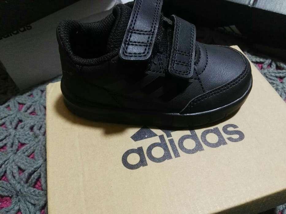 Zapatilla Adidas Talla 21 Nuevas